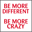 Be More Crazy 2018 Catalogue